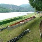Bateaux d'aviron
