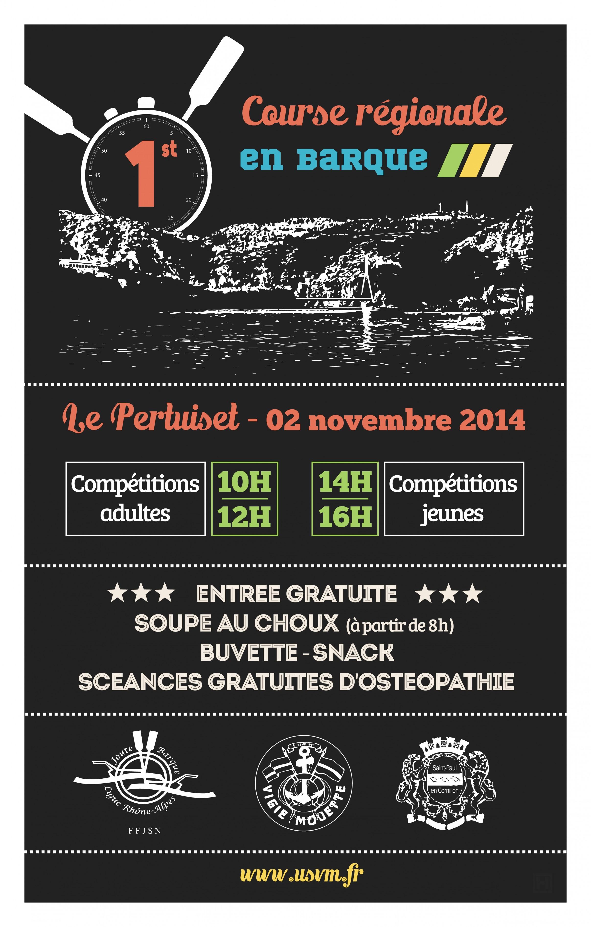 course barque vigie mouette