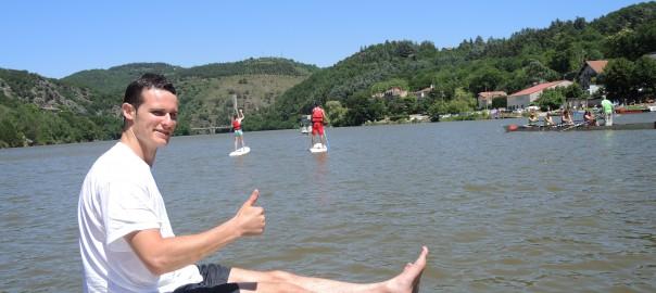 paddle kayak aviron marc